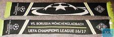 Original Schal + Champions League 2016/2017 Teilnehmer Borussia Mönchengladbach