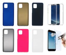 Funda Carcasa Doble 360º Delantera + Trasera Para Samsung Galaxy Note 10 Lite