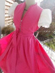 Stockerpoint Balkonett  Dirndl,  40  pink
