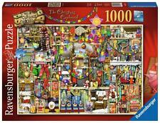 Ravensburger 19468 The Christmas Cupboard 1000 Piece 70 x 50cm Jigsaw Puzzle New