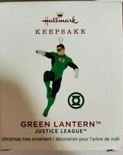 2019 Hallmark Keepsake Ornament Green Lantern Miniature