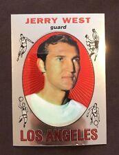 1996-97 Topps Stadium Club Finest Reprints Jerry West #48