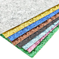 A4 Thick Glitter Craft Paper Sparkly Soft DIY Craft Christmas Party Accessories