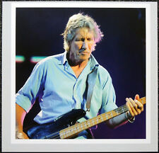 PINK FLOYD POSTER PAGE LIVE 8 HYDE PARK LONDON CONCERT ROGER WATERS. H50