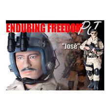 FIGURA DRAGON 1/6 JOSE PARASCUE JUMPER ENDURING FREEDOM