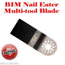 Nail Eater Oscillating Multi Tool Saw Blades Fein Multimaster Bosch Ryobi Metal