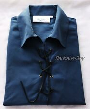 JACOBITE FREEDOM GHILLIE SHIRT STEEL BLUE SIZE X-LARGE NEW FOR KILT HIGHLANDWEAR