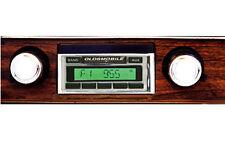 1970-1972 Cutlass Radio, USA-230
