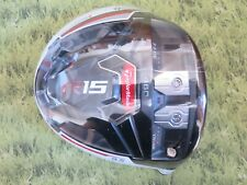 NEW * TaylorMade R15 * 9.5 Driver Head ... #GDS