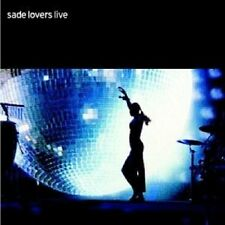 "SADE ""LOVERS LIVE"" CD NEUWARE!"