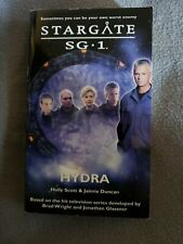 Stargate Sg-1 book no. 13 Hydra by Holly Scott and Jaimie Duncan very nice