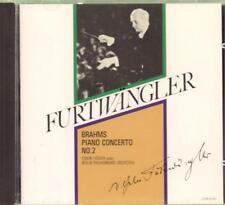 Brahms(CD Album)Piano Concerto No.2-EMI-Japan-New