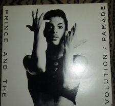 Prince and The Revolution/Parade/Vinyl LP Gatefold/Pen Signatures-WX39-US/ VG+