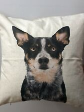 Australian Cattle Dog Blue Cushion Cover