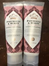 Lot of 2 - Nubian Heritage Hand Cream, Patchouli & Buriti 4 fl oz (118 ml)