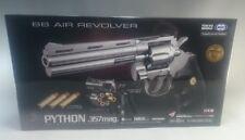 NEW Tokyo Marui Colt Python 357 Magnum Stainless Model Air soft Hand Gun Japan