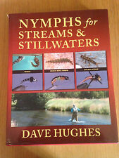 Nymphs for Streams and Stillwaters by Dave Hughes (Hardback, 2009)