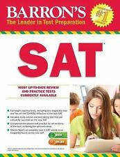 Barron's SAT, 29th Edition by Sharon Weiner Green M.A. and Ira K. Wolf (2017,...