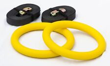 GYMNASTIC RINGS home exercise fitness workout PAIR HF8087