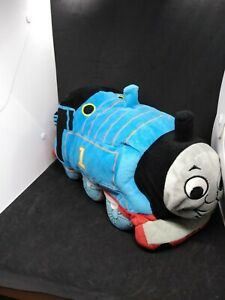 "Thomas the Train Tank Engine Plush 16"" Stuffed Toy Microbead"