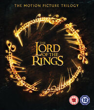 The Lord Of The Rings - Trilogy (3 Disc) Blu-Ray