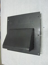 "Solid Steel  Foundation Vent Crawl Space Cover, Anti Rain & Anti Rodent 6"" x 9"""