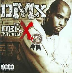 DMX - THE DEFINITION OF X: THE PICK OF THE LITTER (DELUXE EDITION) [PA] NEW CD
