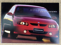 2000 Holden Commodore original Australian sales brochure