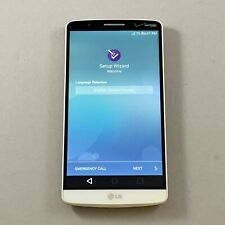 New listing Great Lg G3 D850 32Gb Silk White At&T Android Smartphone 4G Lte