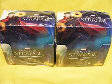 2 X SEALED BOXES of panina DOCTOR STRANGE trading cards (36 packs per box)