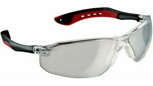 3M 47010-WV6 Flat Temple Safety Eyewear with Scratch Resistant Lens