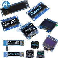 """0.49/0.69/0.91/0.96/1.3"""" White/Blue OLED Display Module IIC I2C/SPI For Arduino"""