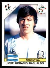 COUPE DU MONDE PANINI HISTOIRE 1990 - Jose Horacio Basualdo (Argentine) N°222