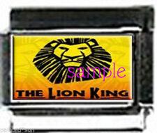the LION KING logo Italian photo 9mm Charm for modular style link bracelet