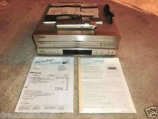 Pioneer DVL-909 LD DVD-Player, Region Codefree, 2015 generalüberholt 2J.Garantie