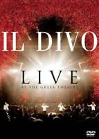 Il Divo - Live at the Greek - DVD By Il Divo - VERY GOOD