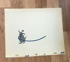 Don Bluth, Secret Of Nimh ''Auntie Shrew'' Production Cel Hand Painted
