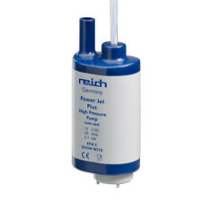 Reich Tauchpumpe Power Jet PLUS  Frischwasserpumpe Caravan Kanisterpumpe