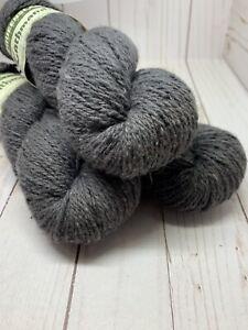 Queensland Kathmandu DK Tweed Yarn -  Slate DYE LOT 18