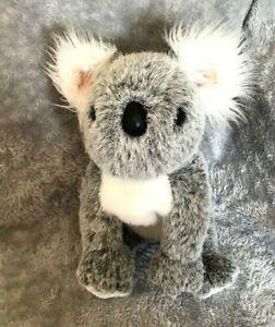 """TY Beanie 2003 Grey Koala Bear 13"""" Soft Toy Beanie Bottom & Paws"""