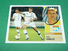 TONY VAIRELLES OLYMPIQUE LYON OL GERLAND PANINI FOOT 2003 FOOTBALL 2002-2003