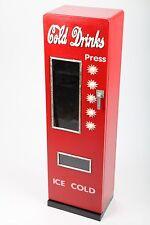 """point-home CD / DVD Schrank Retrolook """"Cold Drinks"""" NEU"""