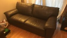 2 set of genuine leather sofa