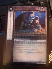 Lord of the Rings CCG Black Rider 12U165 In The Ringwraith's Wake LOTR TCG