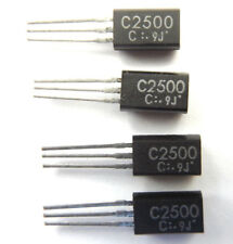 2SC2500 marqué C2500 Transistor TO-92L x4pcs