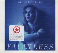 (HT321) Grace Lightman, Faultless - 2016 DJ CD