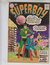 "Superboy 74 Very Good Minus (3.5) 7/59 ""Superboy's Voyage to New Krypton!"""