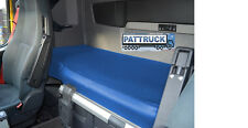 TRUCK BED COVER COMPATIBLE WITH VOLVO FH3 2008-2013  ECO LEATHER  -BLUE