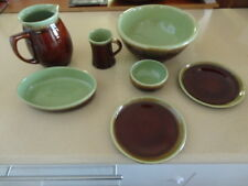 Vintage Denby Collection of Stoneware