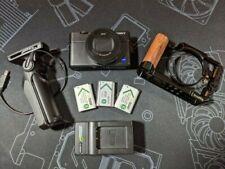 Sony Cyber-shot DSC-RX100 VII w/EXTRAS!